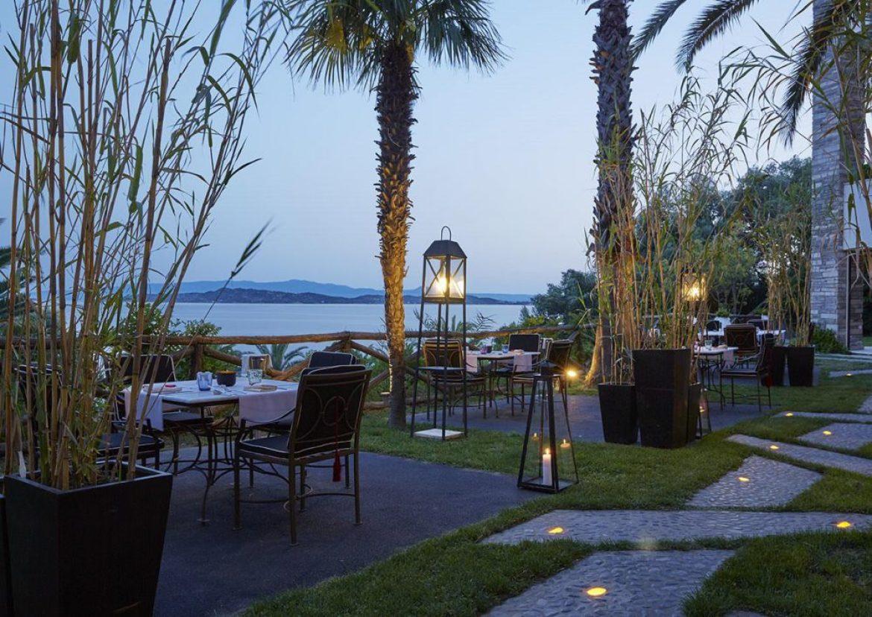 gourmet restaurants in Halkidiki, Kamares