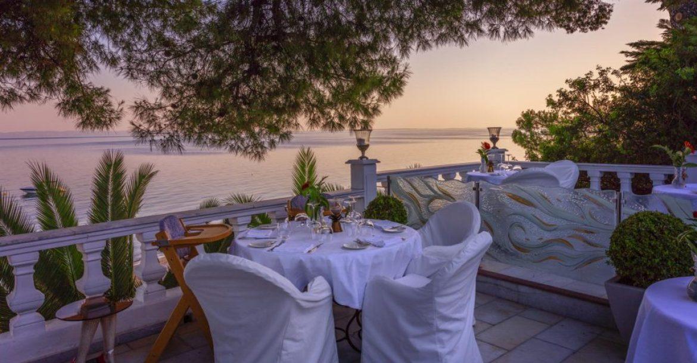 gourmet restaurants in Halkidiki, the Squirrel