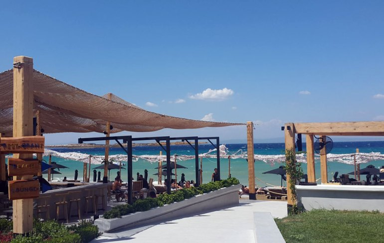 gourmet restaurants in Halkidiki, Villas 2