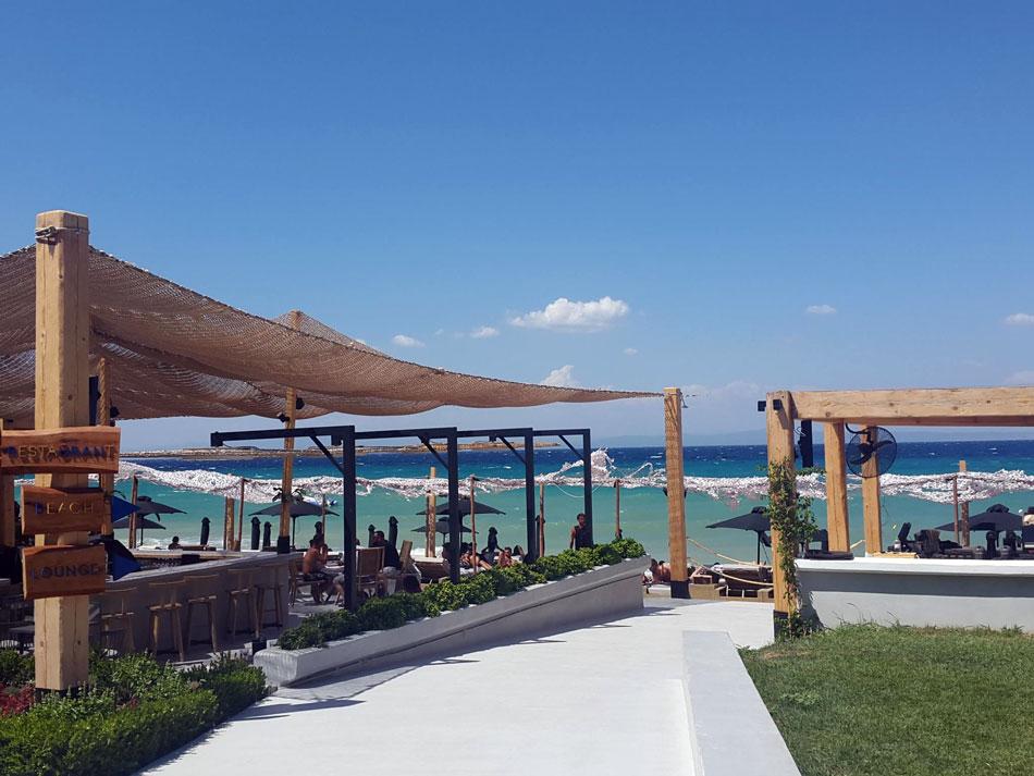 gourmet restaurants in Halkidiki, Villas 2
