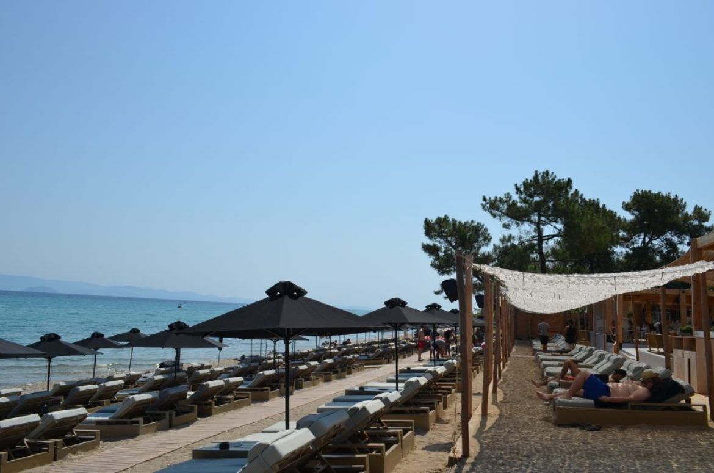 gourmet restaurants in Halkidiki, Villas