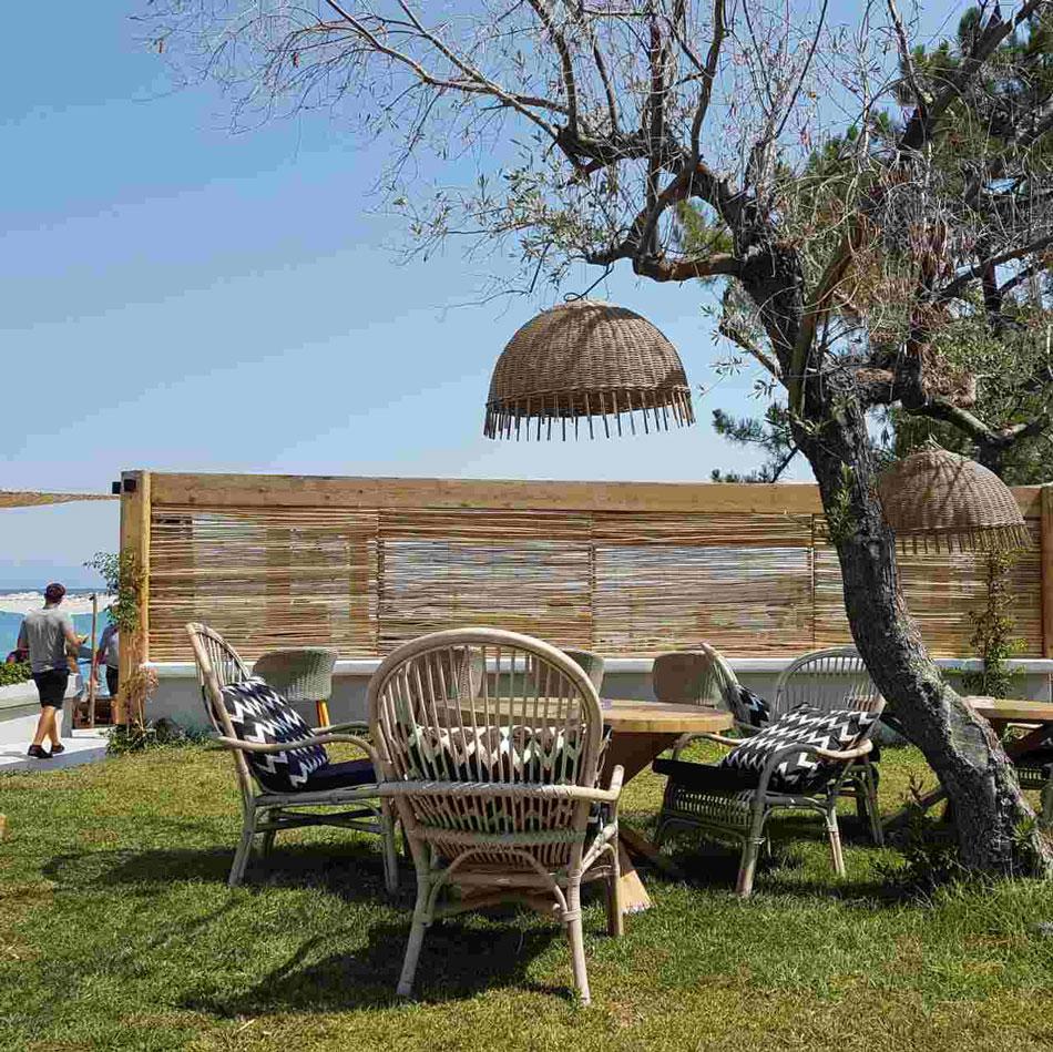 gourmet restaurants in Halkidiki, Villas 5