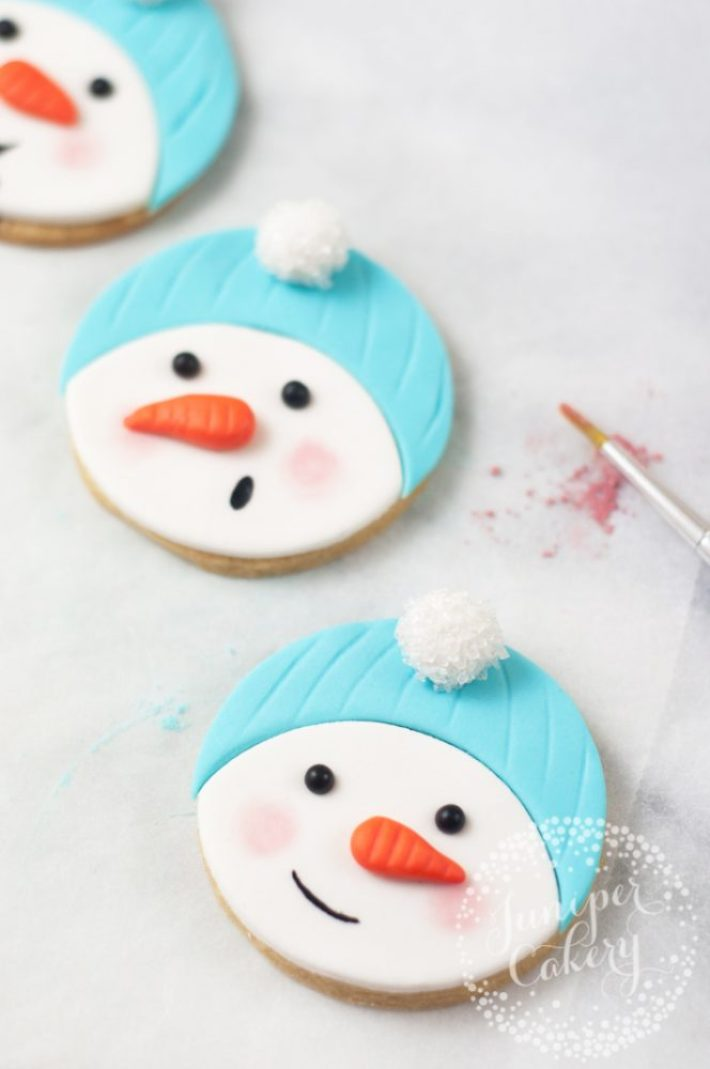 Creative snowman recipes for christmas table 15