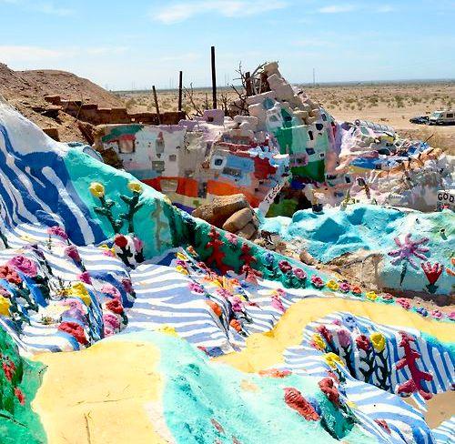 unusual art around the world, California 18