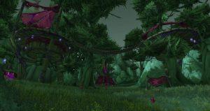 Terokkar Forest Scene 1