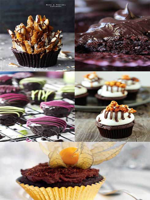 best chocolate cupcakes recipes 19