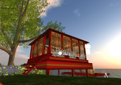 MANDARIN BEACH HUT 1_002