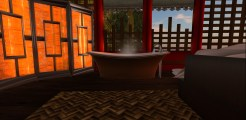 Red Asian House_011