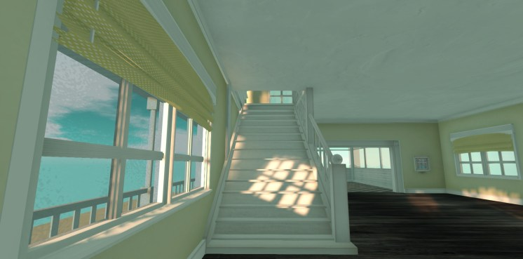 Blinds Can Be Made Clear Too