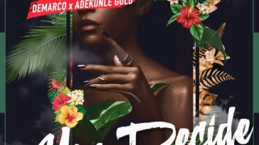 YOU DECIDE By Mr Play Ft Adekunle Gold