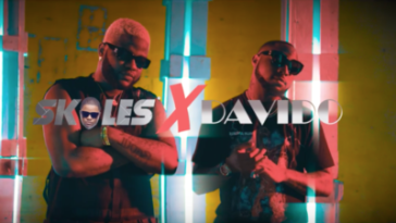 CURRENCY By Skales Ft Davido