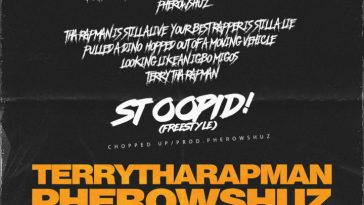stoopid freestyle by terry tha rapman tharapman