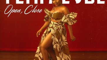 Yemi Alade OPEN CLOSE OPEN AND CLOSE