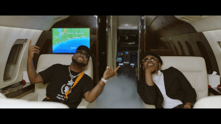 Kizz Daniel ft Davido ONE TICKET Video