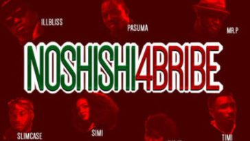 2Baba x Simi x Pasuma x Falz x Mr P x Slimcase NO SHISHI 4 BRIBE Mp3 Audio Download