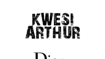 Kwesi Arthur THOUGHTS OF KING ARTHUR 5 (Dior Pop Smoke)