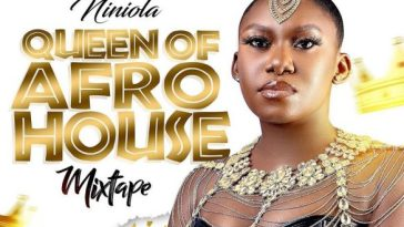DJ Kaywise QUEEN OF AFRO HOUSE MIX