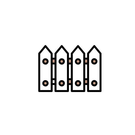 Icône qui représente la terrasse