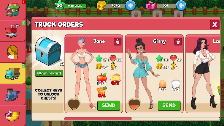 Booty Farm Pictures