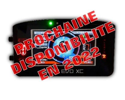 Dashboard EvoXC20 Racing