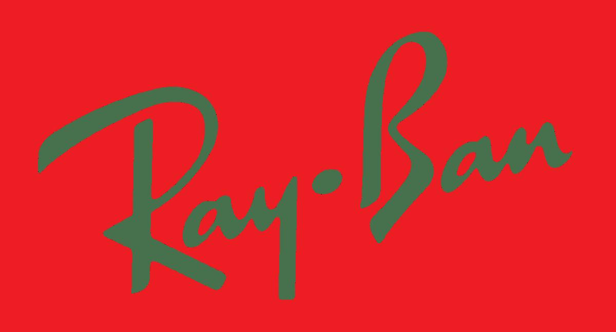 mame dizionario RAY-BAN logo