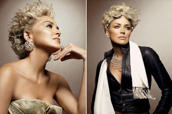 Damiani Sharon Stone per Damiani