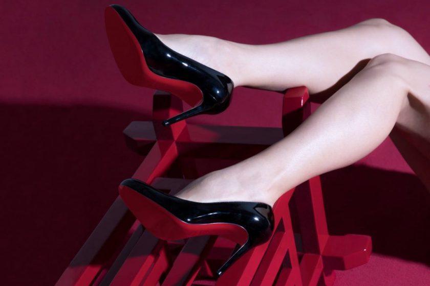 Dizionario della Moda Mame: Christian Louboutin. L'iconico stiletto con la suola rossa.