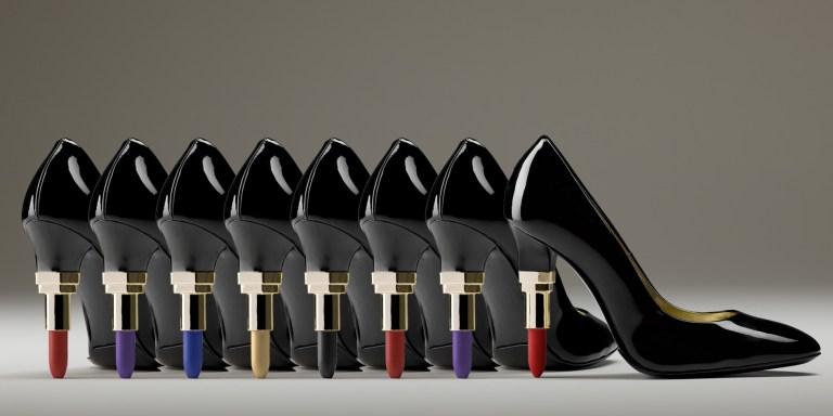 Alberto Guardiani, Lipstick Heel