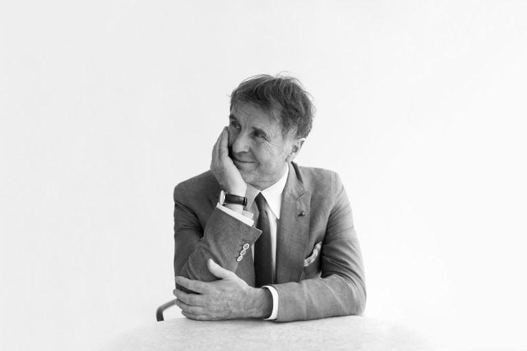 Brunello Cucinelli, fondatore dell'azienda