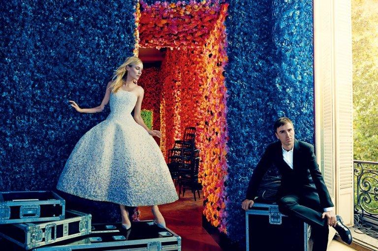 Dior Raf Simons, prima collezione per Dior