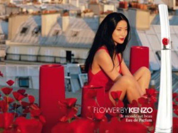 mame dizionario KENZO flower by kenzo