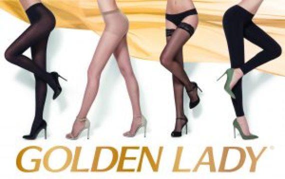 mame dizionario GOLDEN LADY logo