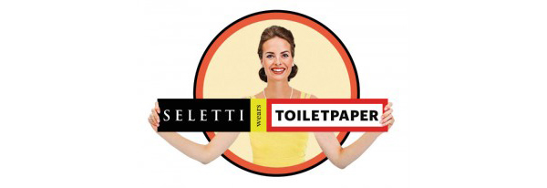 Dizionario della Moda Mame: Seletti. Seletti wears Toiletpaper