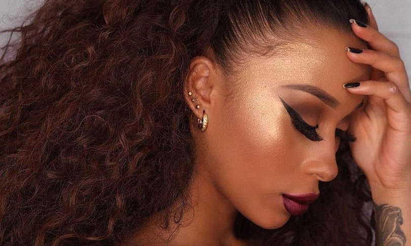 Maquiagem para Pele Negra 2021 Iluminador