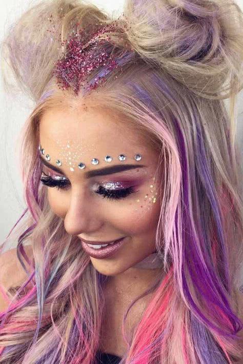 Maquiagem para Carnaval 2022