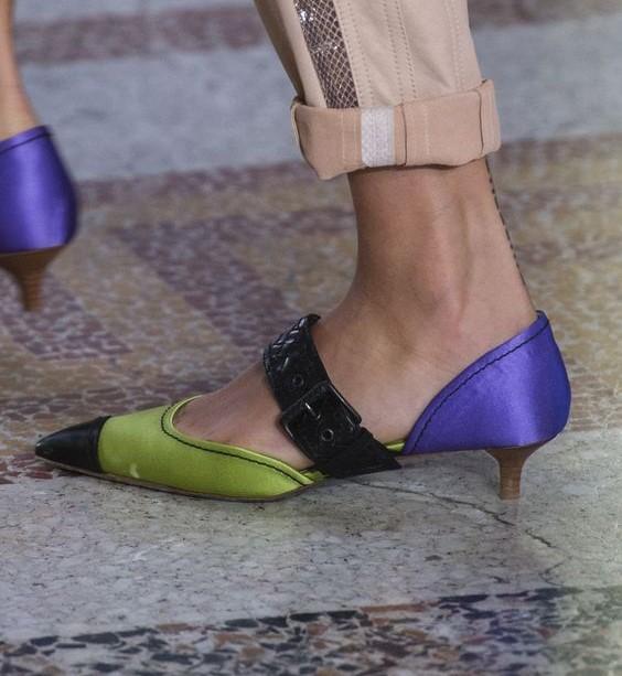 Какую обувь мы будем носить весной
