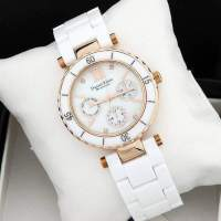 Altın pimli bayanlara özel bayan saatleri