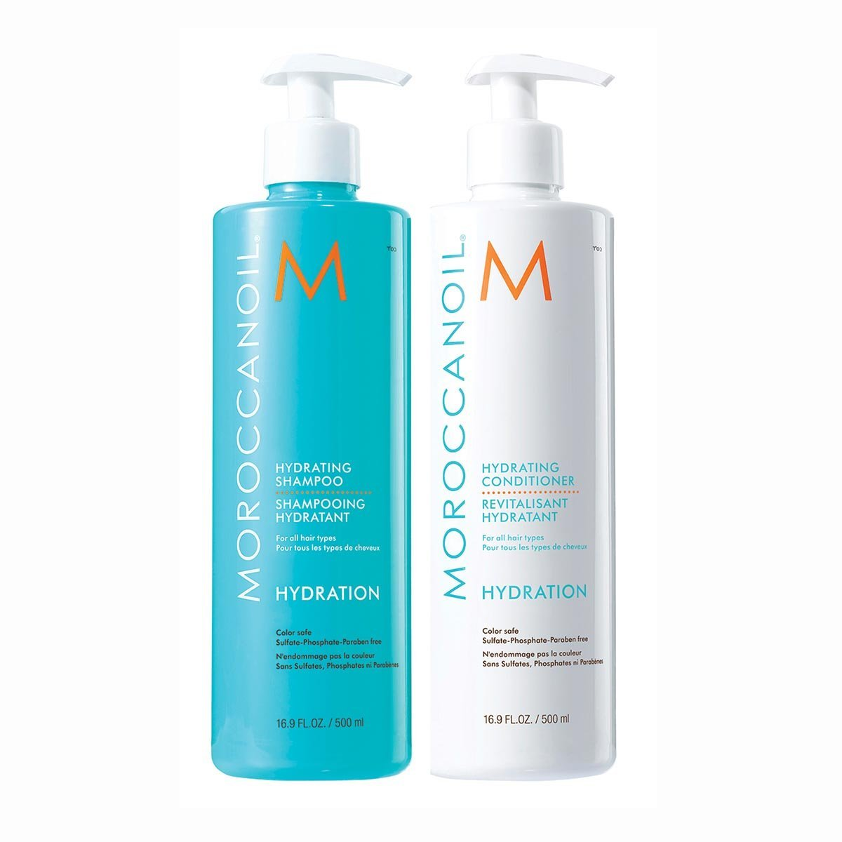 MOROCCANOIL HYDRATION SHAMPOO CONDITIONER