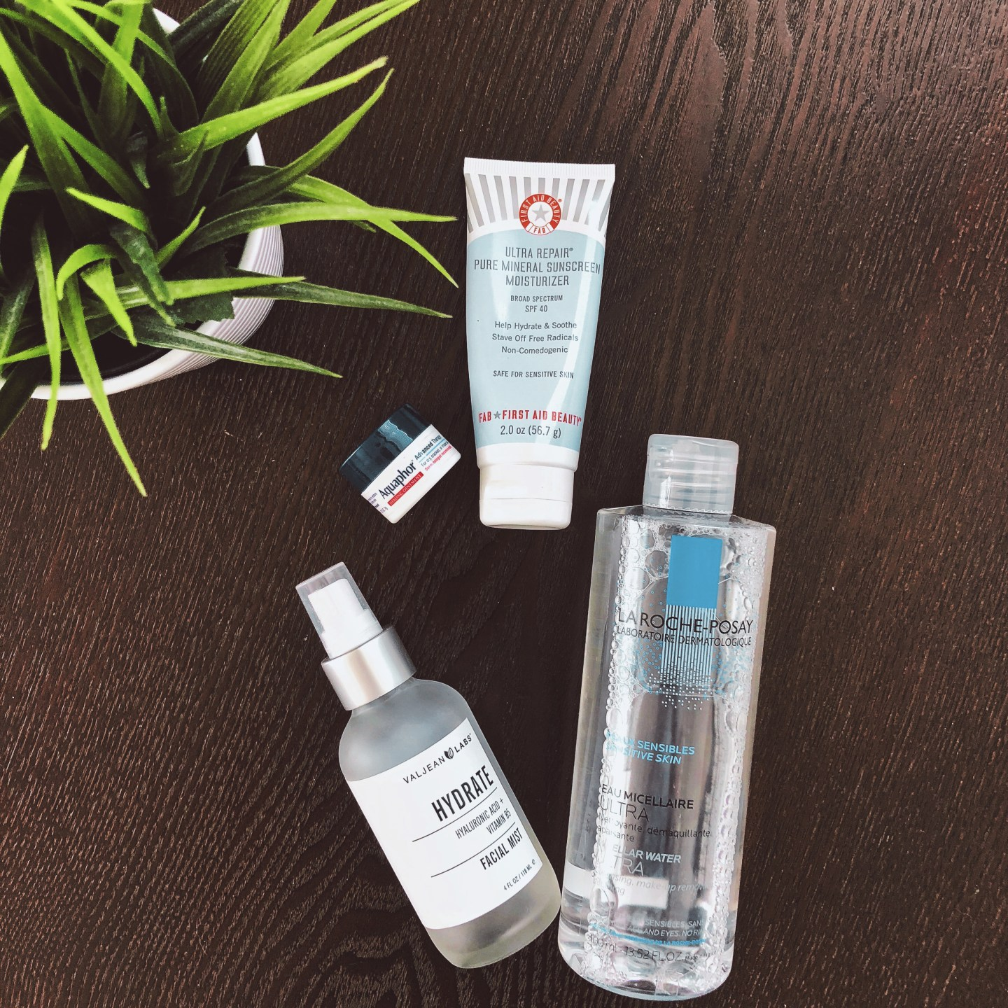 A Skin Care Routine With Only 4 Products