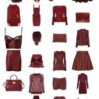 Cómo combinar bien el burgundy o color burdeos