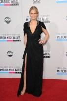 Jennifer Morrison se abandonó al negro