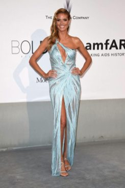 Heidi Klum - Atelier Versace