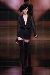 Devon Windsor - Donna Karan 2014 Sonbahar-Kış Koleksiyonu