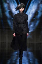 Bette Franke - Donna Karan 2014 Sonbahar-Kış Koleksiyonu