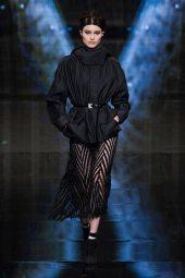 Sui He - Donna Karan 2014 Sonbahar-Kış Koleksiyonu