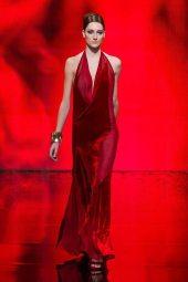 Josephine Le Tutour - Donna Karan 2014 Sonbahar-Kış Koleksiyonu