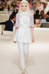 Ola Rudnicka - Chanel 2015 Resort
