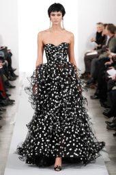 Karlie Kloss - Oscar de la Renta 2014 Sonbahar-Kış Koleksiyonu