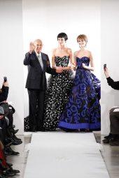 Oscar de la Renta - Oscar de la Renta 2014 Sonbahar-Kış Koleksiyonu