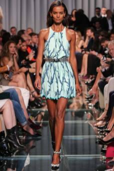 Liya Kebede - Louis Vuitton Resort 2015